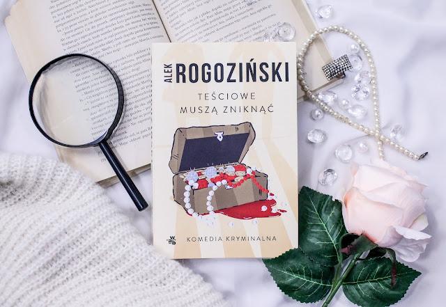 """""""Teściowe muszą zniknąć"""" Alek Rogoziński - recenzja premierowa"""