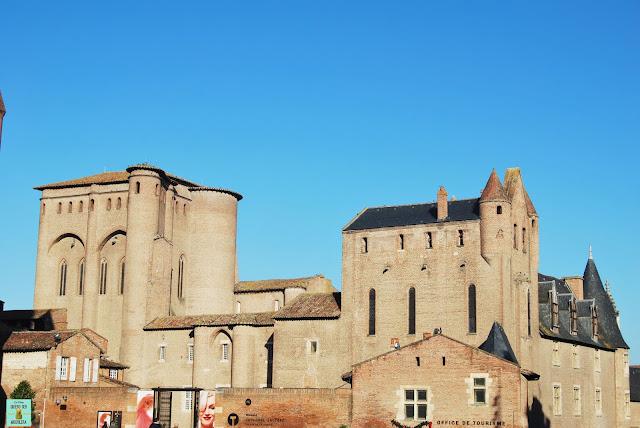 Palacio de la Berbie en Albi, Francia