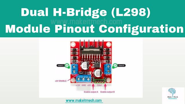 l298n h bridge with arduino tutorial
