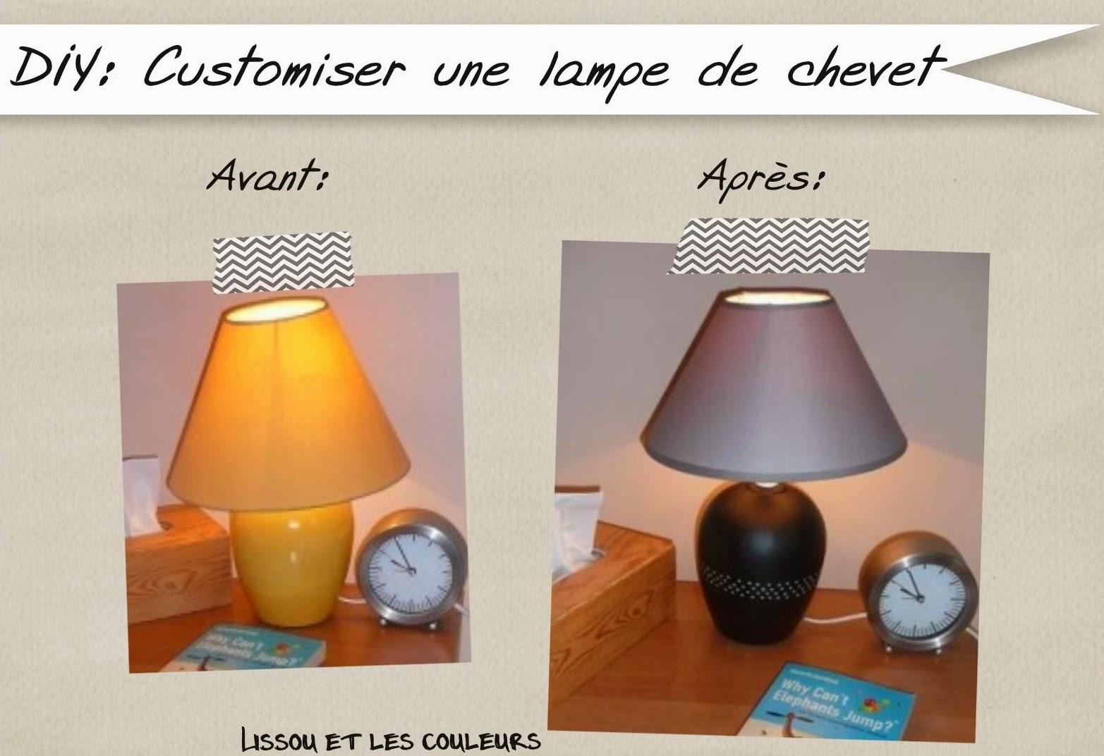 lissou et les couleurs diy customisation. Black Bedroom Furniture Sets. Home Design Ideas