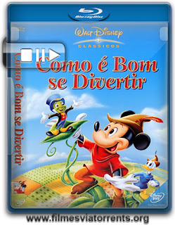 Como é Bom se Divertir Torrent - BluRay Rip