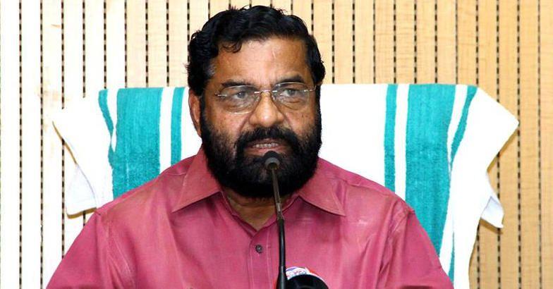 Corona; Minister Kadakampally Surendran says there is no more advice, only action,www.thekeralatimes.com