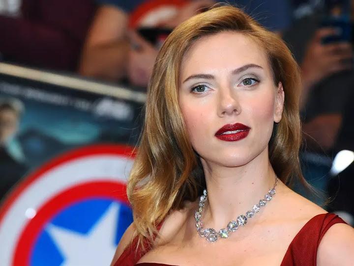 Revelado o cache de Scarlett Johansson em Vingadores