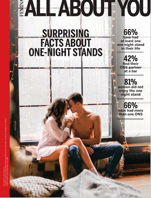Marriage Counsellor Shivani Misri Sadhoo Shares Surprising Facts on One Night Stand with FEMINA Magazine
