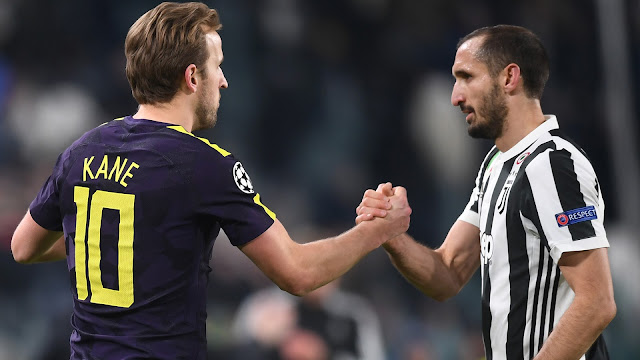 Prediksi Tottenham Hotspur vs Juventus, 07 Maret 2018