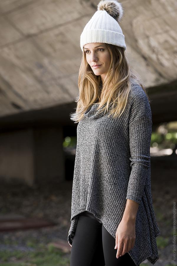 Sweaters NMD mujer otoño invierno 2016. Moda otoño invierno 2016.
