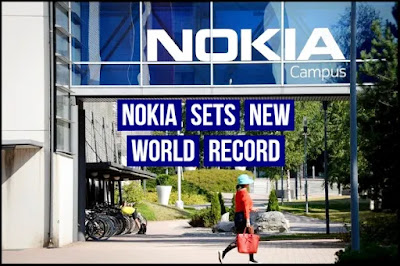 Nokia Sets New World Record: Highest 5G Speed