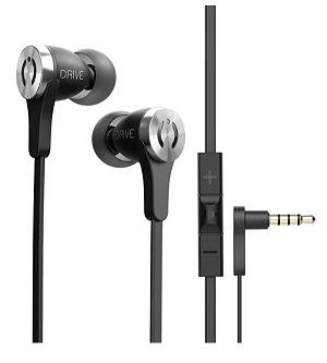 Muve acoustics drives earphone