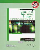 Judul : ACCOUNTING INFORMATION SYSTEM (Sistem Informasi Akuntansi), Jilid 2 Pengarang : James A. Hall Penerbit : Salemba Empat