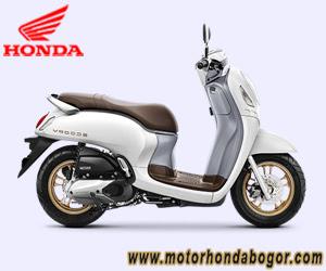 Kredit Motor Honda Scoopy Bogor