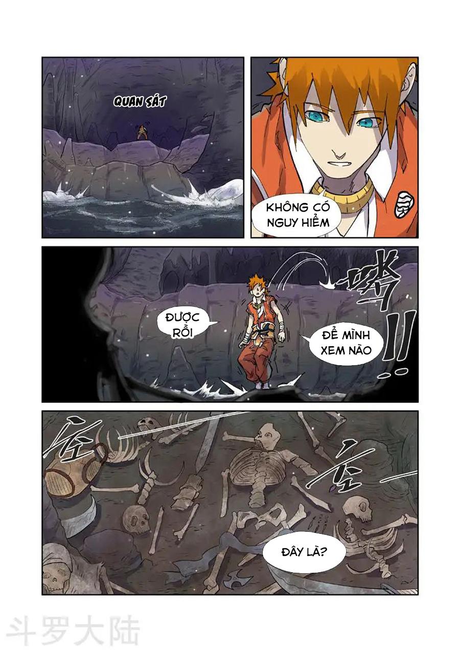Yêu Thần Ký Chap 2225 page 8