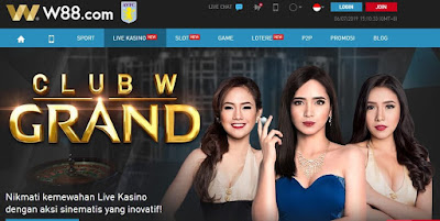 w88 taruhan bola online