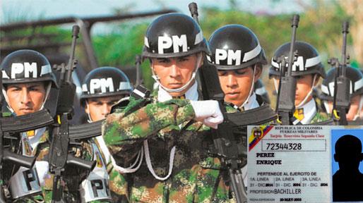 A sanción presidencial nueva Ley de prestación del servicio militar en Colombia