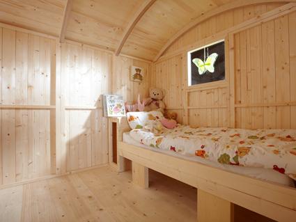 meiselbach mobilheime ein bauwagen f r kinder. Black Bedroom Furniture Sets. Home Design Ideas