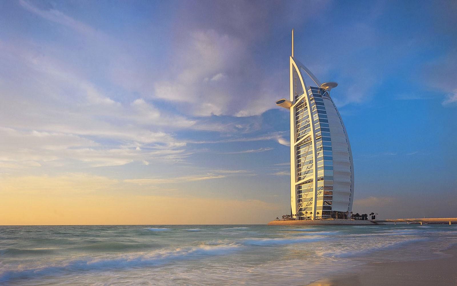 Wallpapers: Burj Al Arab Hotel Wallpapers