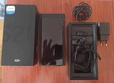 Yeni Telefonum Samsung Galaxy S20+ Plus (SM-G985F) Cihazının Özellikleri ve Detaylı İncelemesi
