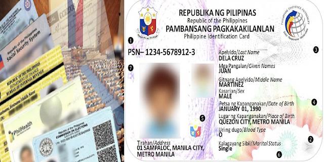 National ID: Uumpisahan Na Ang Pagpapa-rehistro ng PHILIPPINE ID SYSTEM (National ID) Para Sa Lahat Ng Pilipino