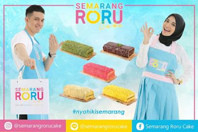 Alamat Lokasi Outlet Semarang Roru Cake