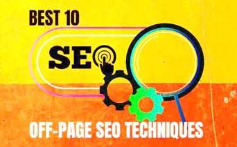 Best 10 Off-Page SEO Techniques 2020 | Off-Site Technique