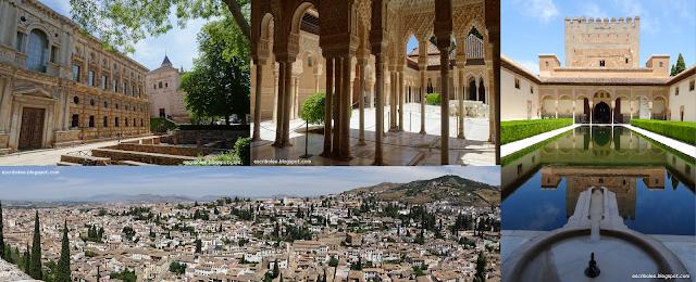 Viaje a Granada: La Alhambra
