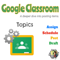 A deeper dive into Classroom posting