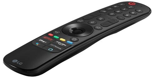 lg-remote-controller