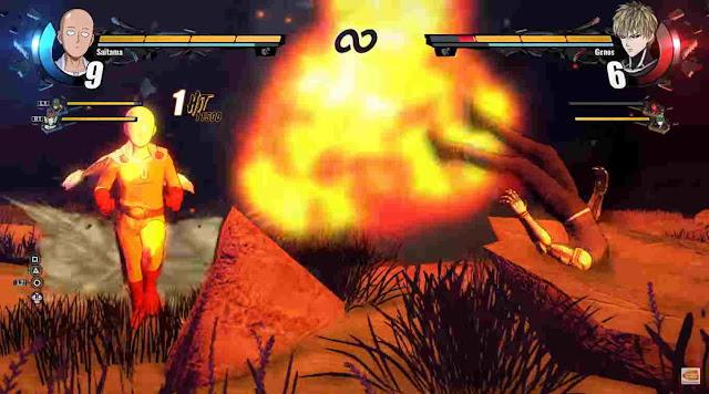 Game One-Punch Man: A Hero Nobody Knows Dibuka Untuk Closed Beta