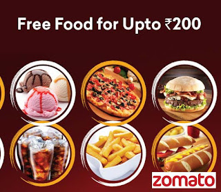 food zomato rs upto loot offfer deals