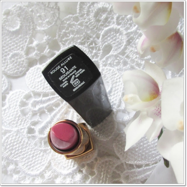 Pomadka Chanel Rouge Allure