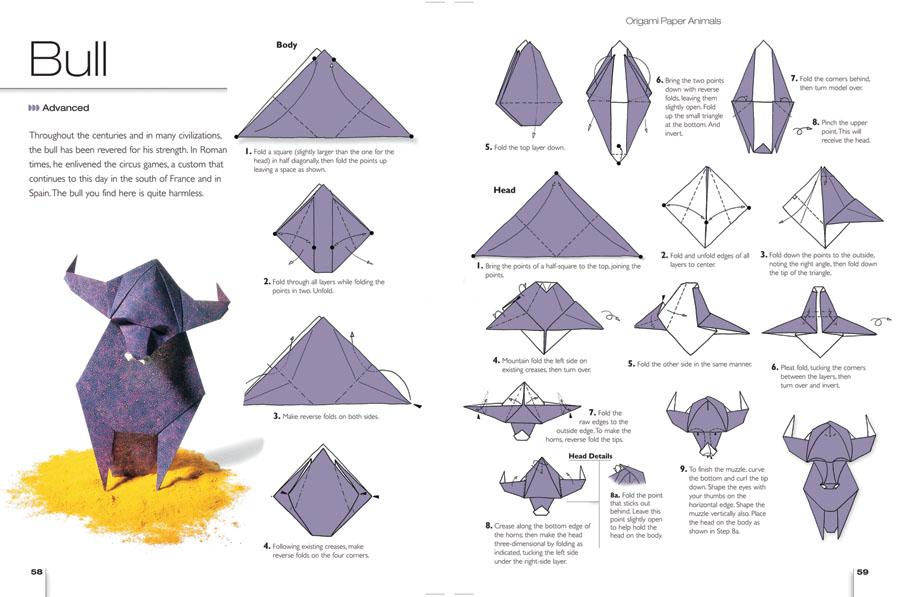 Intermediate Origami Dragon Diagram Alternator Wiring External Regulator 8 Kerajinan Dari Kertas Yang Bisa Dibuat Dengan Mudah