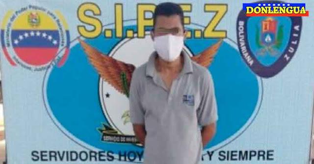 Capturado por desviar los famosos Bonos de la Patria de los chavistas