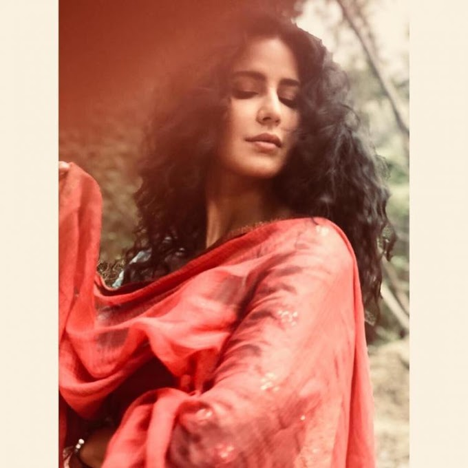 Katrina Kaif Talk About the Success of Bharat- Look What She Says
