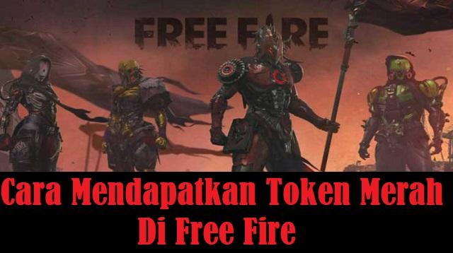 Cara Mendapatkan Token Merah Di Free Fire