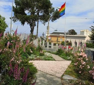 Parque del Triángulo Rosa en San Francisco