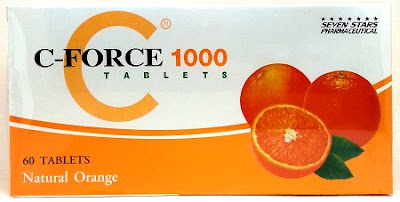 C-FORCE 1000 mg 60 tablet