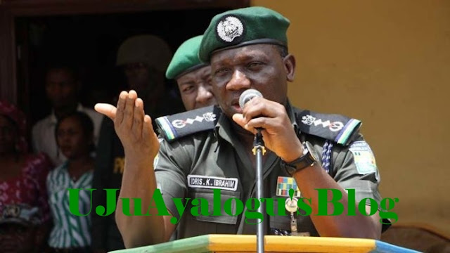 Just in: Reps to Buhari: Sack IGP Idris now