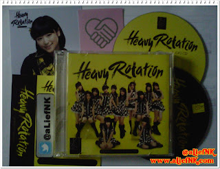 JKT48 Heavy Rotation Type-A [image by @aLiefNK]