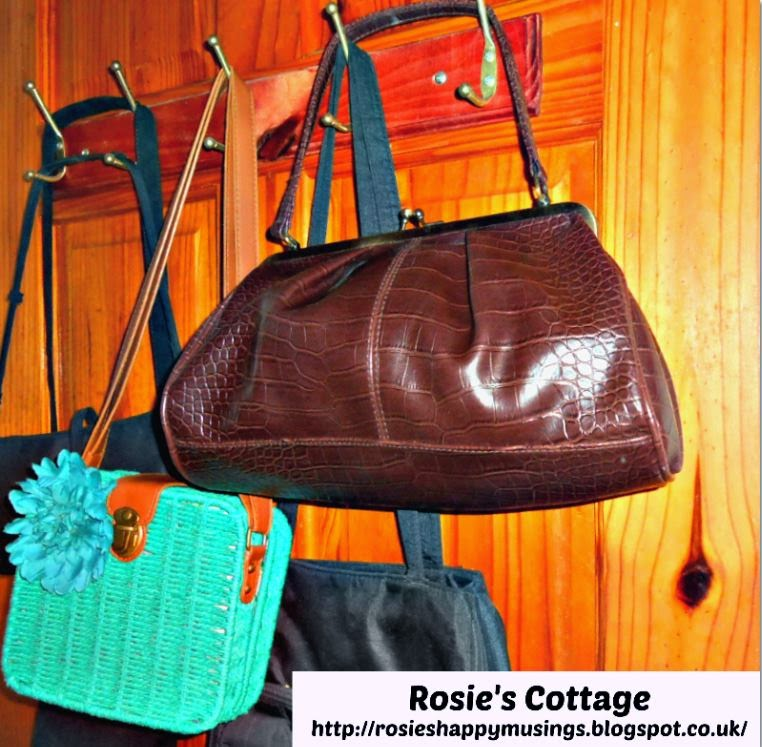 Tiny Closet Handbag Storage