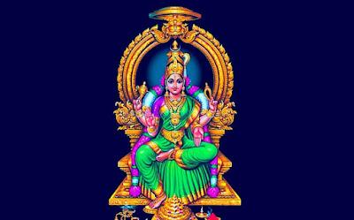Shrivalli Bhuvaneshwari Ashtakam