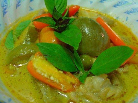 Resep Ayam Garang Asem