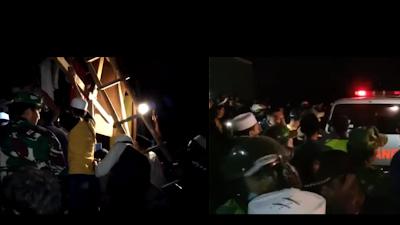Tragedi Robohnya Pondok Pesantren Al-Madaroh Mengakibatkan Banyak Korban