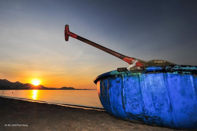 Biển Ninh Chữ ngày nắng đẹp