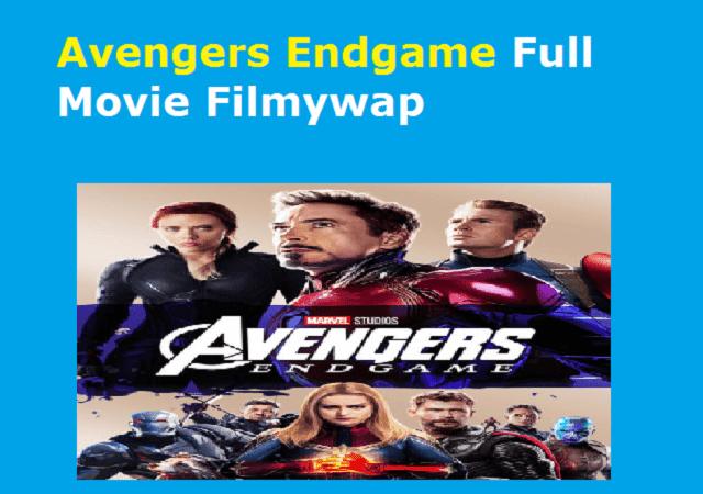 Avengers Endgame Full Movie Filmywap