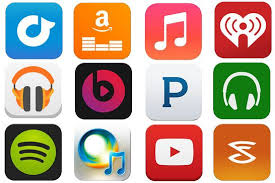 TOP 5 MUSIC STREAMING APPS FOR ANDROID