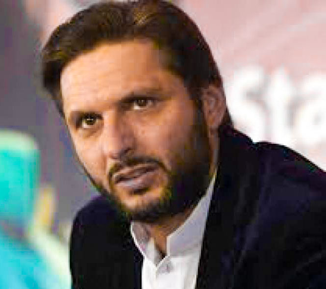 Shahid Afridi takes a surprising step to help the poor in the running of the bulls