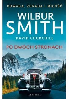 """Po dwóch stronach"" Wilbur Smith"