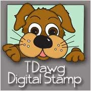 'Dawg' digital stamp anyone?