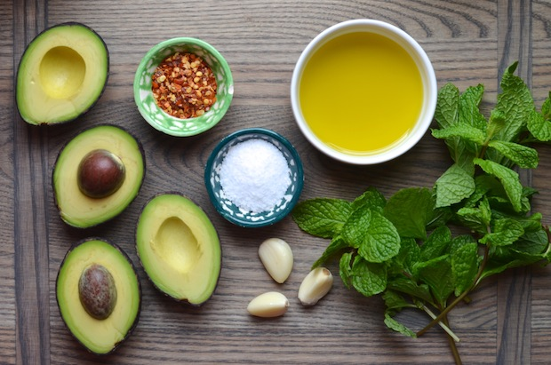 avocado pasta sauce ingredients