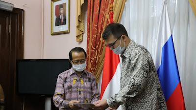 Presiden Jokowi Tunjuk Konsul Kehormatan RI di Vladivostok, Hub Kerjasama Rusia-Asia Pasifik