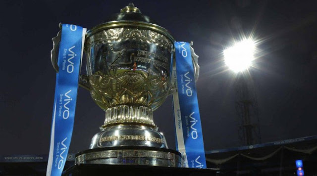 IPL 2019 Schedule: IPL 12th  to be held from March 29 to May 2019